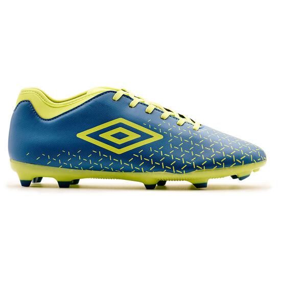 Velocita V Club FG Fußballschuh Herren, petrol / gelb, zoom bei OUTFITTER Online