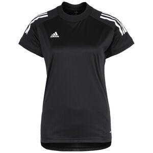Condivo 20 Trainingsshirt Damen, schwarz / weiß, zoom bei OUTFITTER Online