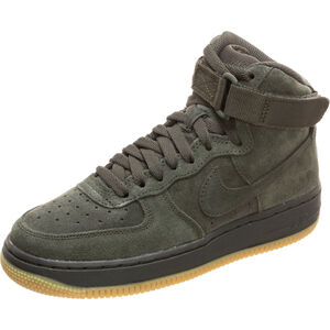 Air Force 1 High LV8 Sneaker Kinder, dunkelgrün, zoom bei OUTFITTER Online