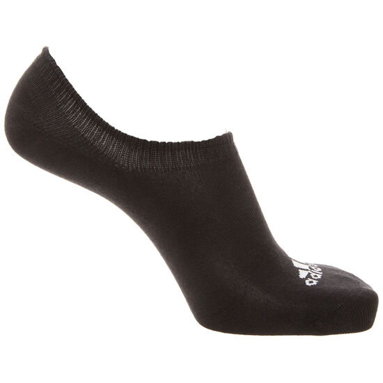 Performance Invisible Socken 3er Pack, schwarz, zoom bei OUTFITTER Online