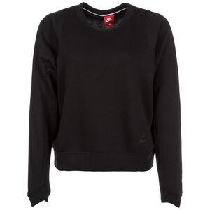Modern Crew Sweatshirt Damen, schwarz, zoom bei OUTFITTER Online