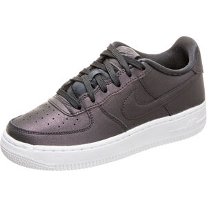 Air Force 1 SS Sneaker Kinder, anthrazit / weiß, zoom bei OUTFITTER Online