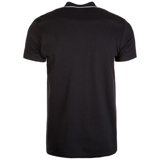 Tiro 19 Poloshirt Herren, schwarz / weiß, zoom bei OUTFITTER Online