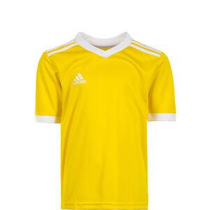 Tabela 18 Fußballtrikot Kinder, gelb / weiß, zoom bei OUTFITTER Online