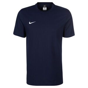 Team Club Blend Trainingsshirt Herren, Blau, zoom bei OUTFITTER Online