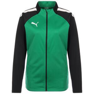 TeamLIGA Trainingsjacke Herren, grün / schwarz, zoom bei OUTFITTER Online