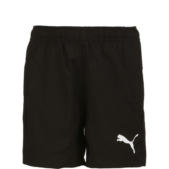 Active Woven Shorts Kinder, schwarz, zoom bei OUTFITTER Online