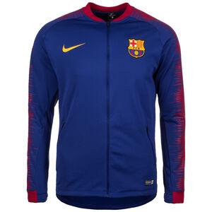 FC Barcelona Anthem Jacke Herren, Blau, zoom bei OUTFITTER Online