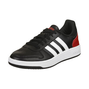 Hoops 2.0 Sneaker Kinder, schwarz, zoom bei OUTFITTER Online