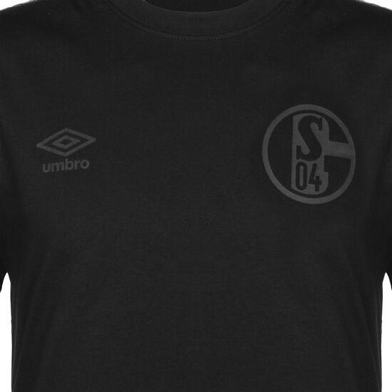 FC Schalke 04 Stealth Taped T-Shirt Herren, schwarz, zoom bei OUTFITTER Online