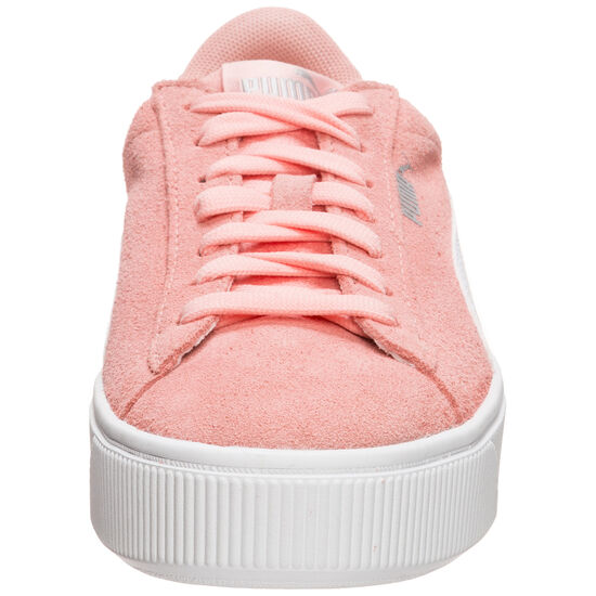 Vikky Stacked SD Sneaker Damen, apricot / weiß, zoom bei OUTFITTER Online