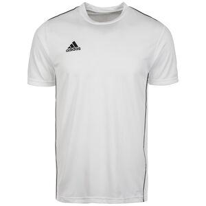 Core 18 Trainingsshirt Herren, weiß / schwarz, zoom bei OUTFITTER Online