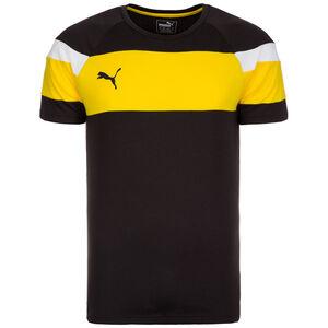 Spirit II Leisure Trainingsshirt Herren, schwarz / gelb, zoom bei OUTFITTER Online