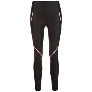 Armour Ankle Crop Edgelit Trainingstights Damen, schwarz / pink, zoom bei OUTFITTER Online
