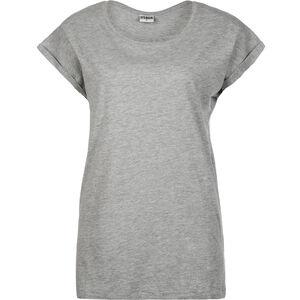 Extended Shoulder T-Shirt Damen, grau, zoom bei OUTFITTER Online