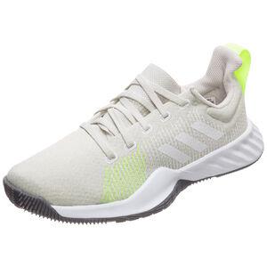 6b08beae87e9 Solar LT Trainingsschuh Damen, weiß   gelb, zoom bei OUTFITTER Online. Neu. adidas  Performance