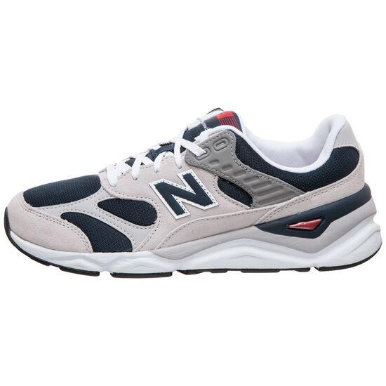 X-90 Sneaker Herren, grau / dunkelblau, zoom bei OUTFITTER Online