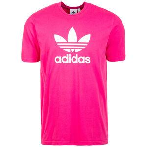 Trefoil T-Shirt Herren, Pink, zoom bei OUTFITTER Online