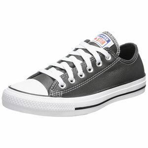 Chuck Taylor All Star OX Sneaker, anthrazit / weiß, zoom bei OUTFITTER Online