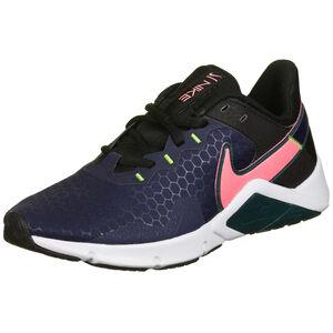Legend Essential 2 Trainingsschuh Damen, dunkelblau / rosa, zoom bei OUTFITTER Online