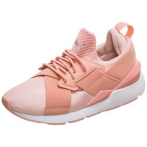 Muse Satin En Pointe Sneaker Damen, altrosa / weiß, zoom bei OUTFITTER Online