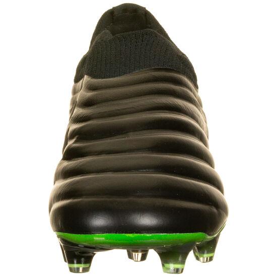 Copa 20+ FG Fußballschuh Herren, schwarz / grün, zoom bei OUTFITTER Online