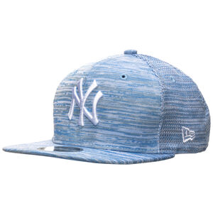 9FIFTY MLB Engineered Fit New York Yankees Cap, Blau, zoom bei OUTFITTER Online