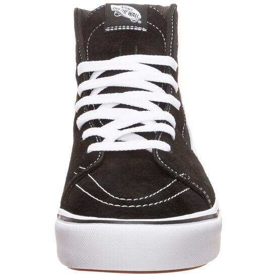 Sk8-Hi ComfyCush Sneaker, schwarz / weiß, zoom bei OUTFITTER Online