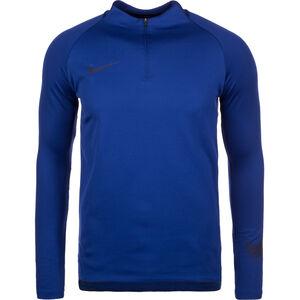 Dry Squad Drill Trainingsshirt, blau / schwarz, zoom bei OUTFITTER Online