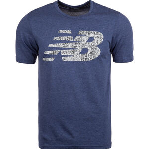 Tech T-Shirt Herren, blau, zoom bei OUTFITTER Online