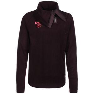 F.C. Drill Fußball-Sweatshirt Herren, weinrot / pink, zoom bei OUTFITTER Online