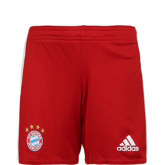 FC Bayern München Minikit Home 2020/2021 Kleinkinder, rot / weiß, zoom bei OUTFITTER Online