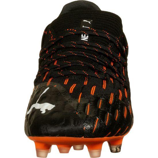 Future 6.1 NETFIT Low FG/AG Fußballschuh Herren, schwarz / orange, zoom bei OUTFITTER Online