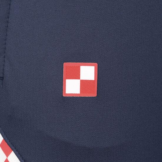 Kroatien Dry Strike Trainingshose EM 2021 Herren, dunkelblau / rot, zoom bei OUTFITTER Online