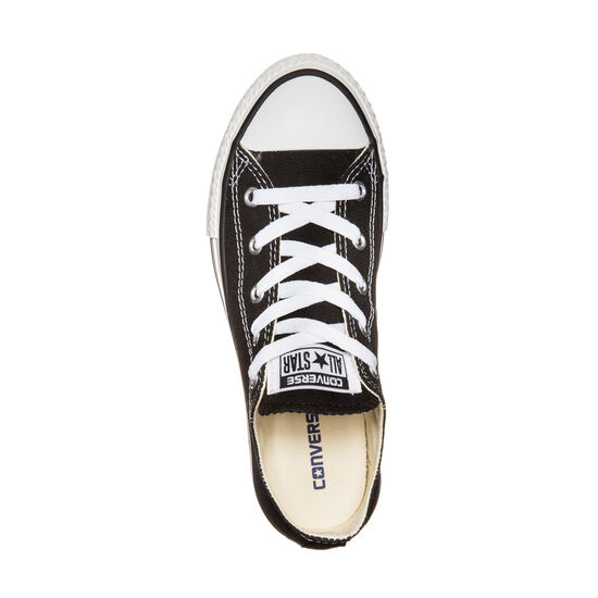 Chuck Taylor All Star Core OX Sneaker Kinder, Schwarz, zoom bei OUTFITTER Online