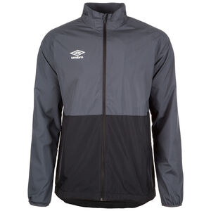 Training Shower Regenjacke Herren, anthrazit / schwarz, zoom bei OUTFITTER Online