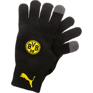 BVB Feldspielerhandschuh, Schwarz, zoom bei OUTFITTER Online