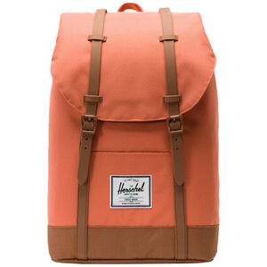 Retreat Rucksack, orange / braun, zoom bei OUTFITTER Online