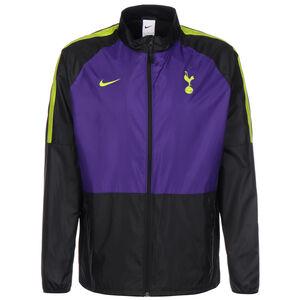 Tottenham Hotspur Repel Academy AWF Trainingsjacke Herren, schwarz / lila, zoom bei OUTFITTER Online