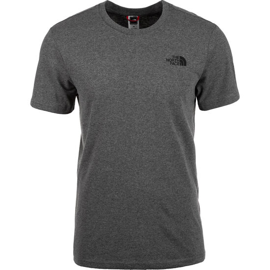 Simple Dome T-Shirt Herren, grau, zoom bei OUTFITTER Online