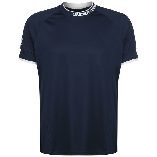 Challenger III Trainingsshirt Herren, dunkelblau / hellgrau, zoom bei OUTFITTER Online