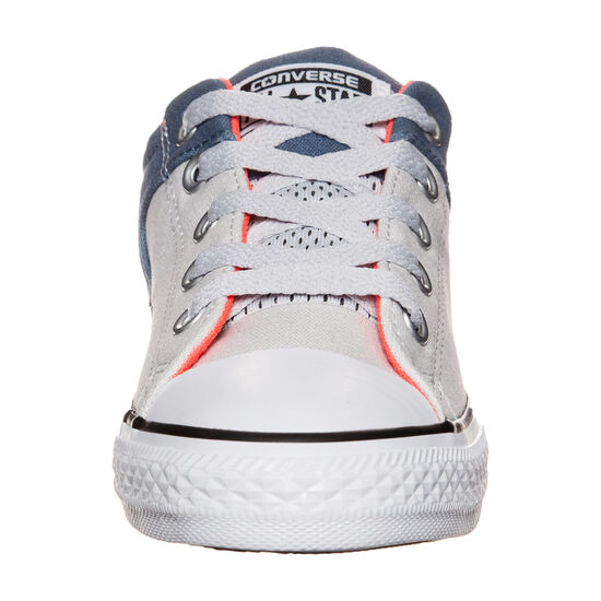 Chuck Taylor All Star High Street Slip OX Sneaker Kinder, Grau, zoom bei OUTFITTER Online