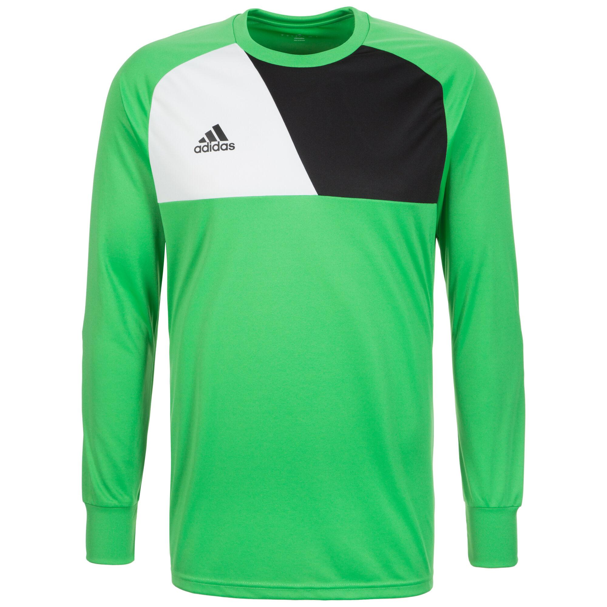 Details zu adidas Assita 17 langarm Shirt Kids Blau Weiss