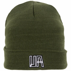UA Beanie, oliv, zoom bei OUTFITTER Online