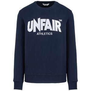 Unfair Classic Label Crewneck Sweatshirt Herren, dunkelblau / weiß, zoom bei OUTFITTER Online