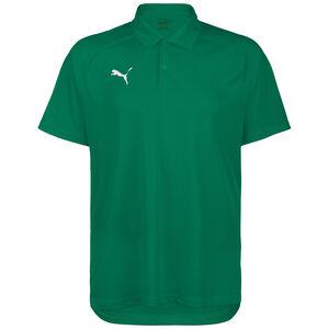 Liga Sideline Poloshirt Herren, grün / weiß, zoom bei OUTFITTER Online