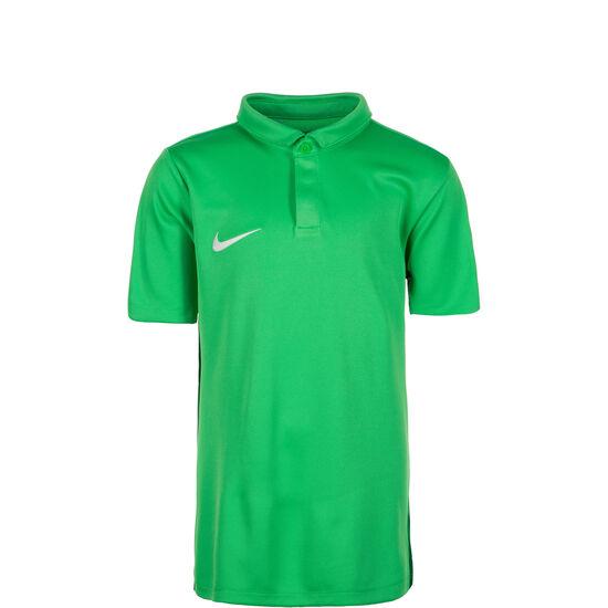 Dry Academy 18 Poloshirt Kinder, grün, zoom bei OUTFITTER Online