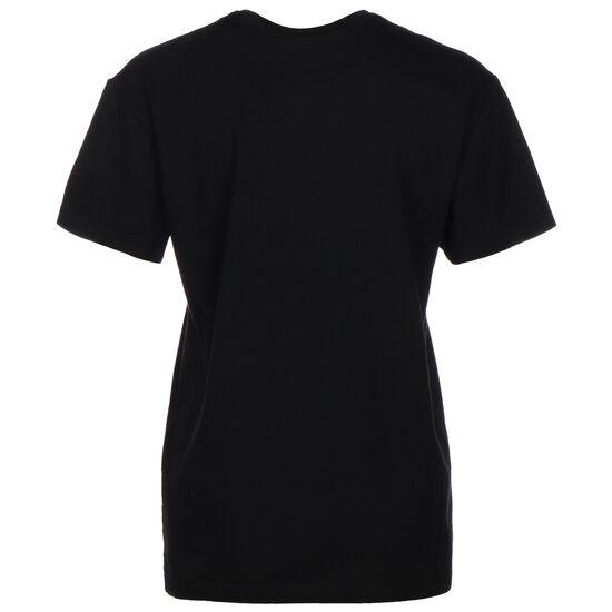 Mountain Reverse Print T-Shirt Damen, schwarz, zoom bei OUTFITTER Online