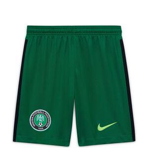 Nigeria Shorts Home Stadium Kinder, grün / neongrün, zoom bei OUTFITTER Online
