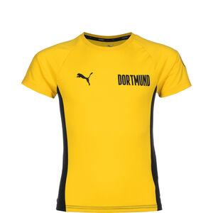 Borussia Dortmund BVB Evostripe Trainingsshirt Kinder, gelb / schwarz, zoom bei OUTFITTER Online